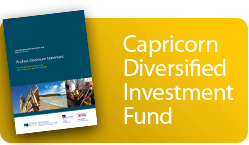 Visit the Capricorn Diversified Investment Fund website
